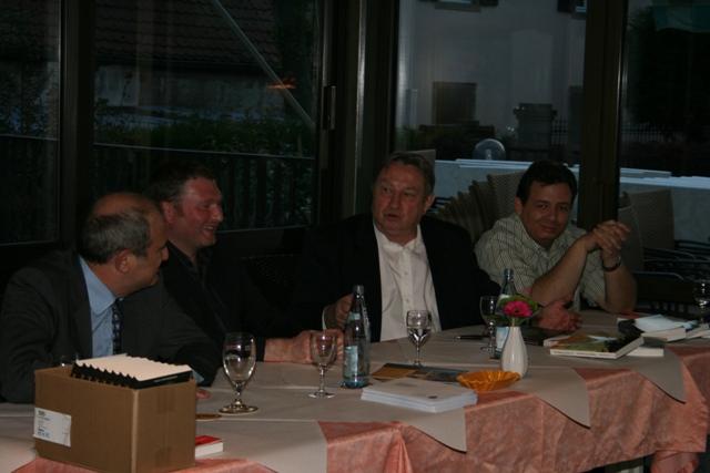 Soirée-Débat  avec  Robert GROSSMANN  et  Eric  VIAL – Mercredi 21 Avril 2010