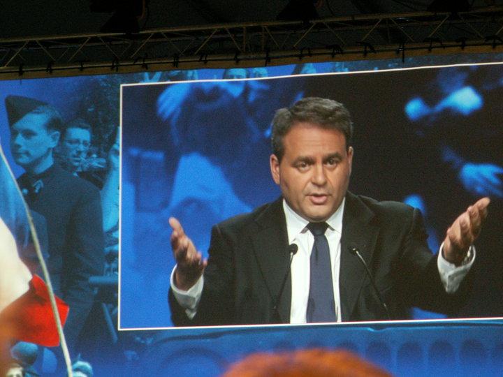 Fête d'Eté de l'UMP du Bas-Rhin avec Xavier BERTRAND & Départ de la Caravane des Jeunes Populaires