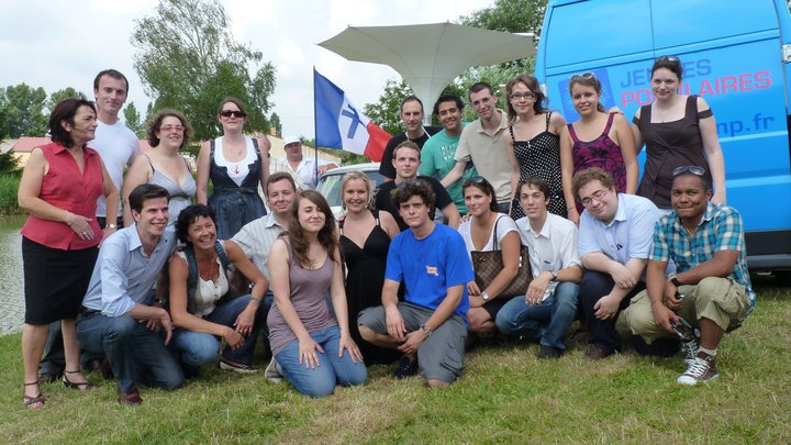 Lancement de la Caravane des Idées 2010 Fête Populaire de l'UMP67