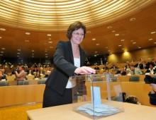 Nicole THOMAS : Une Alsace unie, c'est un « plus » pour chaque Alsacien !