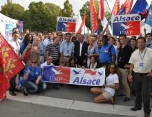 Marseille 2011 : Un Campus remarquable pour les Jeunes Populaires d'Alsace