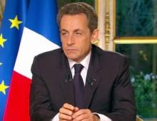 Tribune de Nicolas Sarkozy sur l'Europe