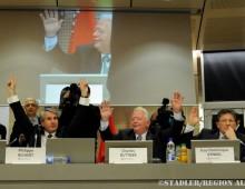 Réunion du Congrès d'Alsace à Colmar : en direct sur le web