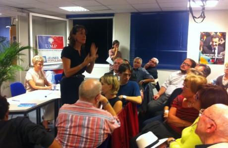 Débat avec Fabienne KELLER : «La crise économique : Un projet présidentiel à la fois économe et ambitieux est-il possible ?»