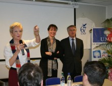 RDV du Projet 2012 : réunion-débat à Strasbourg avec Fabienne KELLER