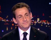 Nicolas SARKOZY : OUI, je suis candidat à l'élection présidentielle !