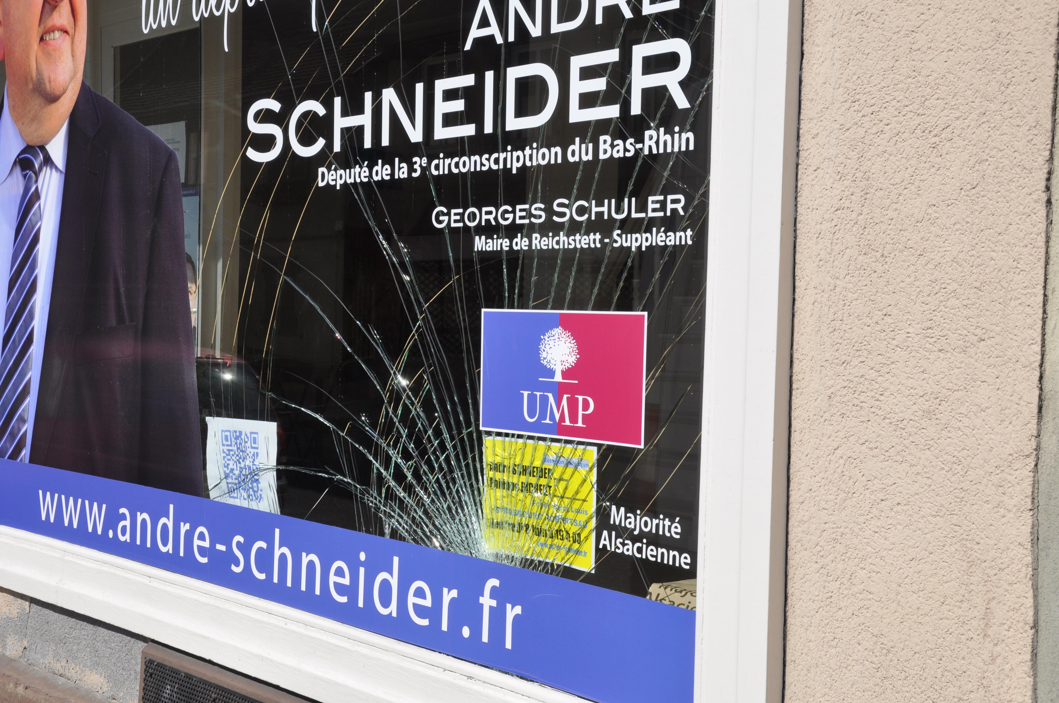 La permanence d'André Schneider dégradée