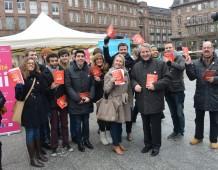 Lancement de la campagne du référendum : grand rassemblement militant samedi 2 mars à partir de 10H place Kléber