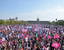 La Manif pour Tous – Samedi 4 mai 14H30 à STRASBOURG : grande manifestation «Alsace-Lorraine»