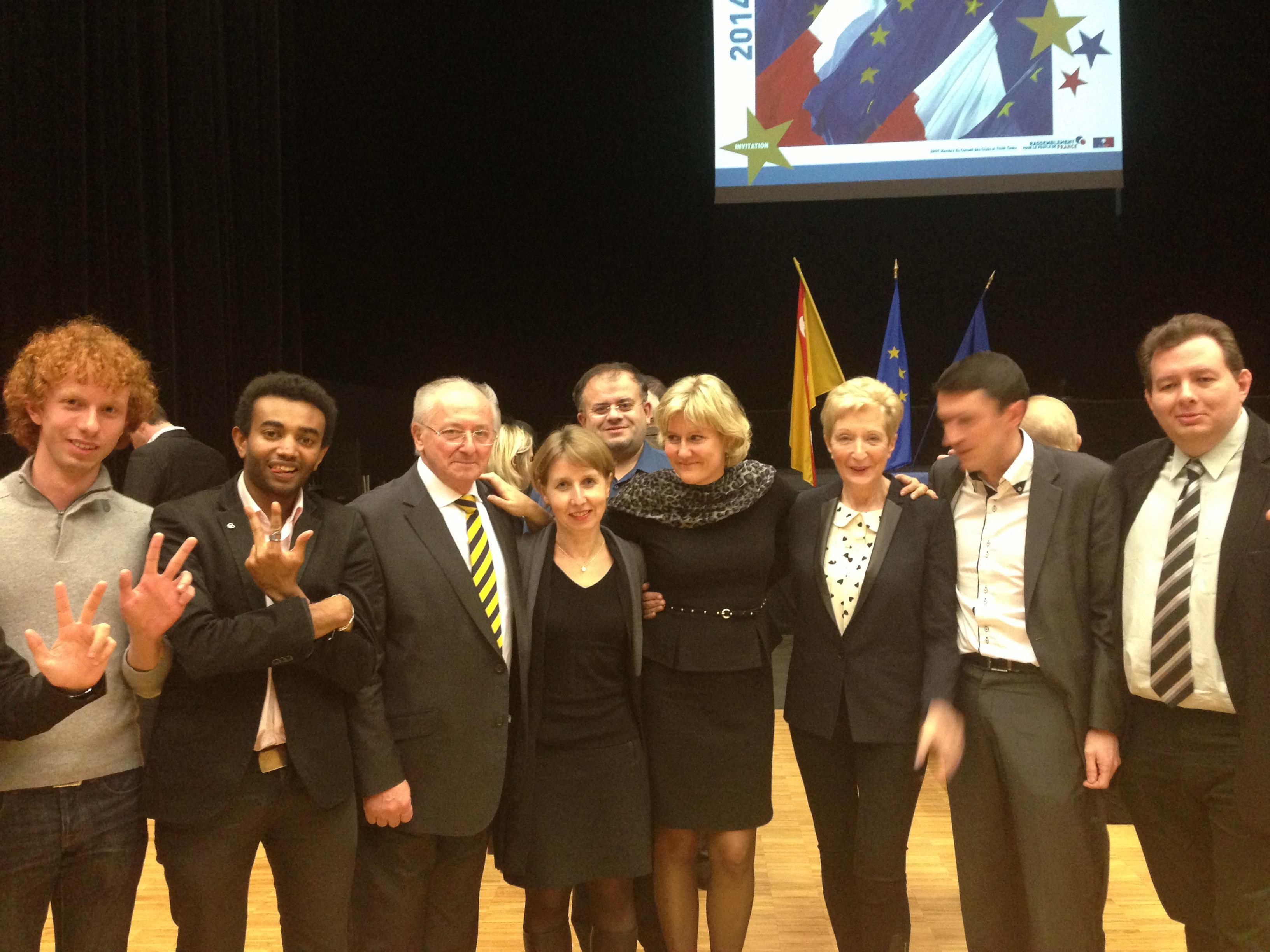 Après la vague bleue aux municipales, cap sur les élections européennes avec Anne SANDER !