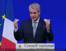 Discours de Philippe RICHERT au Conseil national des Républicains