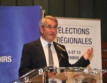 Grande réunion publique régionale avec Nicolas SARKOZY et Laurent HENART en soutien à Philippe RICHERT le 25-11-15