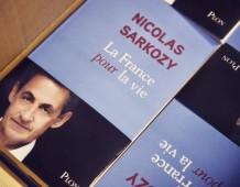 Présentation du livre de Nicolas SARKOZY à la Librairie Kléber – Mardi 26 janvier 2016 à 16H