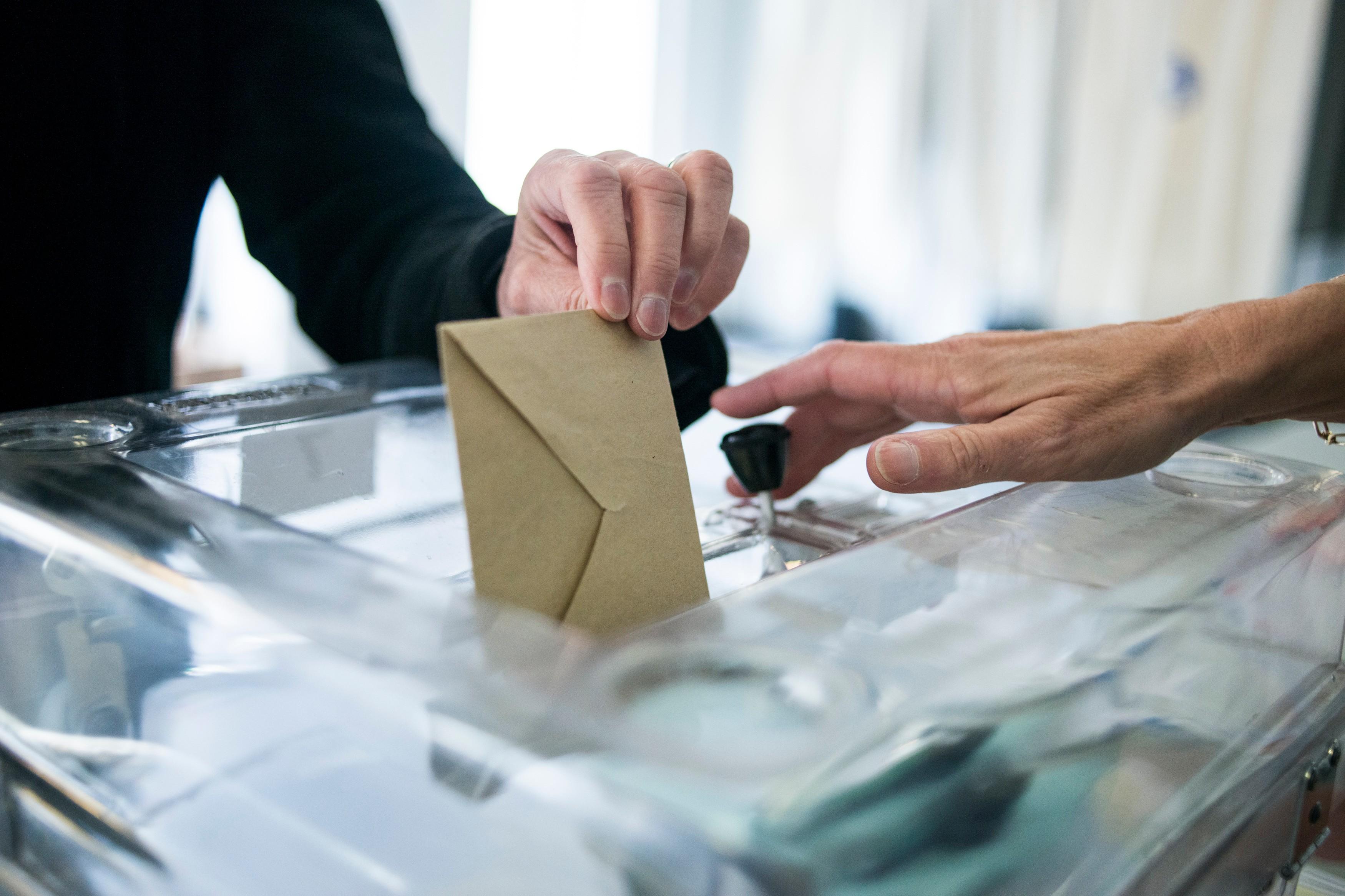 Bureaux de vote pour les élections internes 2016