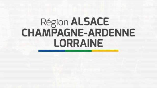 Alsace Champagne-Ardenne Lorraine