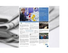 Lettre d'information d'Anne SANDER, député européen – Juillet 2016