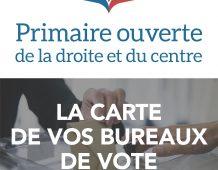 Primaire de la Droite et du Centre : Où et comment voter ?