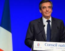 Discours de François FILLON au Conseil national du 14-01-17