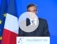 François FILLON : Je vous demande de résister et de me suivre