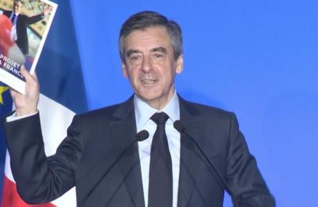François FILLON : Mon projet pour la France