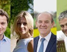 Élection à la présidence des Républicains : quatre candidats ont déposé leurs parrainages